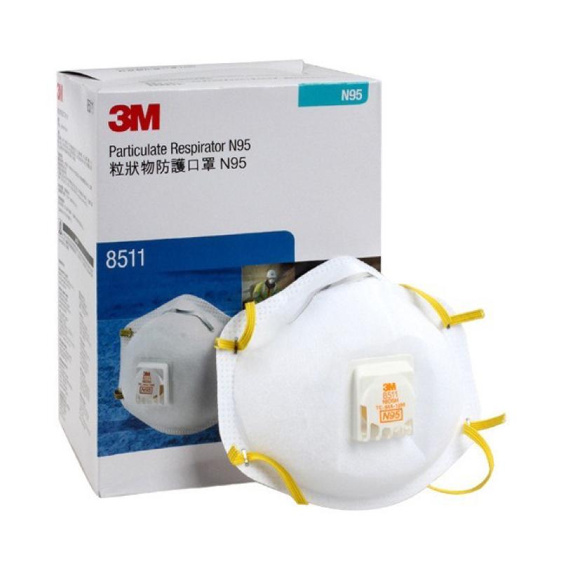 N95 3M 8511 mask / 3M respirator